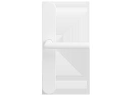 Gaan voor groot: XL-schilden als deurbeslag