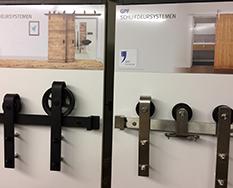 Ontdek onze GPF schuifdeursystemen tijdens Bouw Compleet