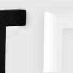 Grip op grepen in zwart en wit