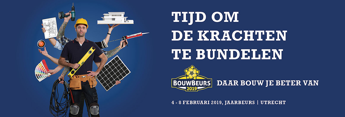 Banner Bouwbeurs 2019