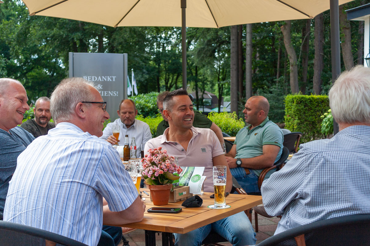 Bijeenkomst met team Van Enckevort